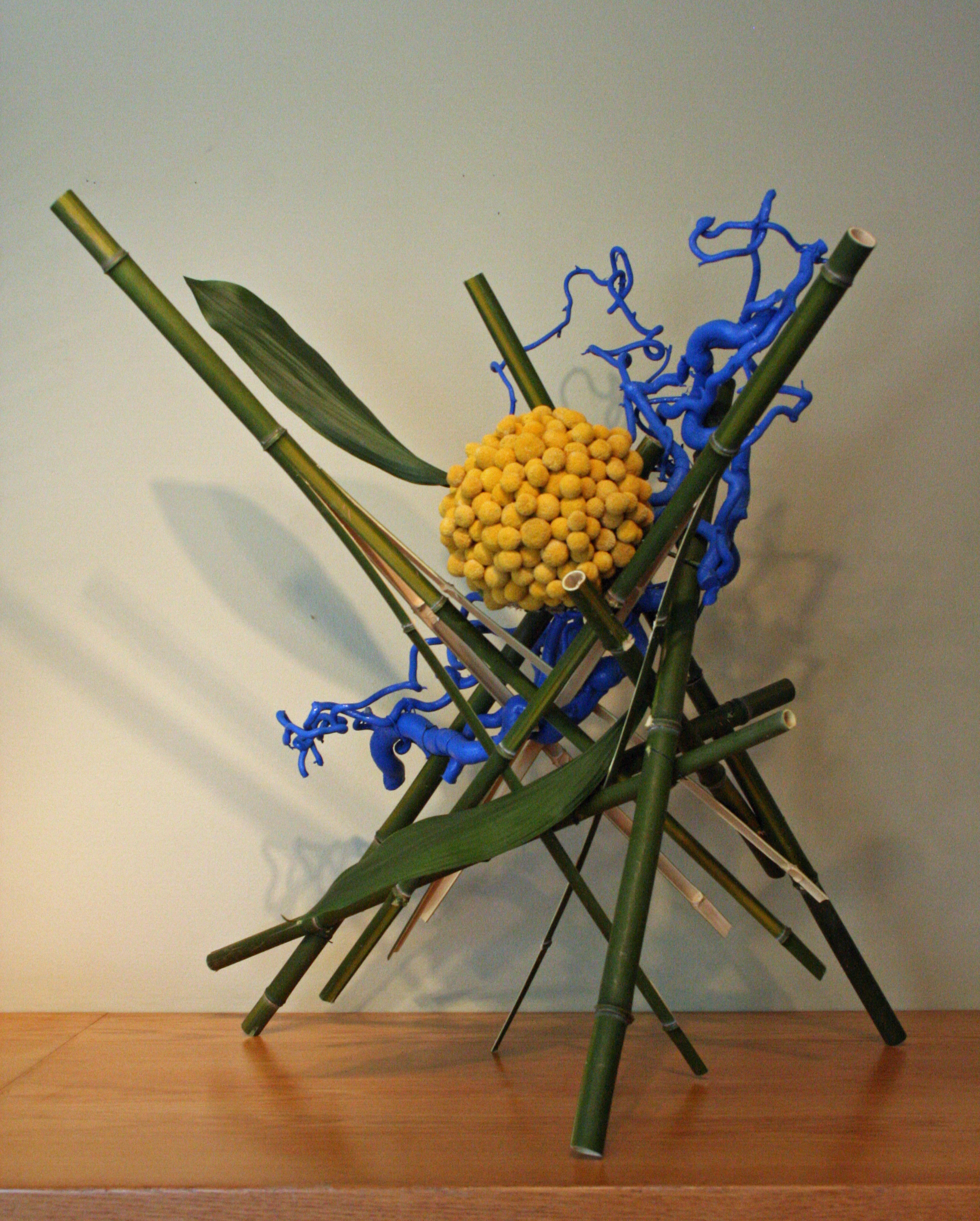 Ikebana Internationa Exhibition 2014